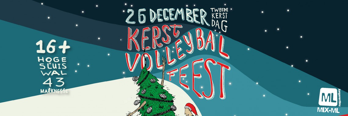 J19nu MIX-ML Kerstvolleybal